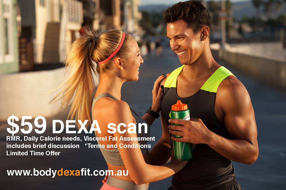 DEXA Scan for fitness people