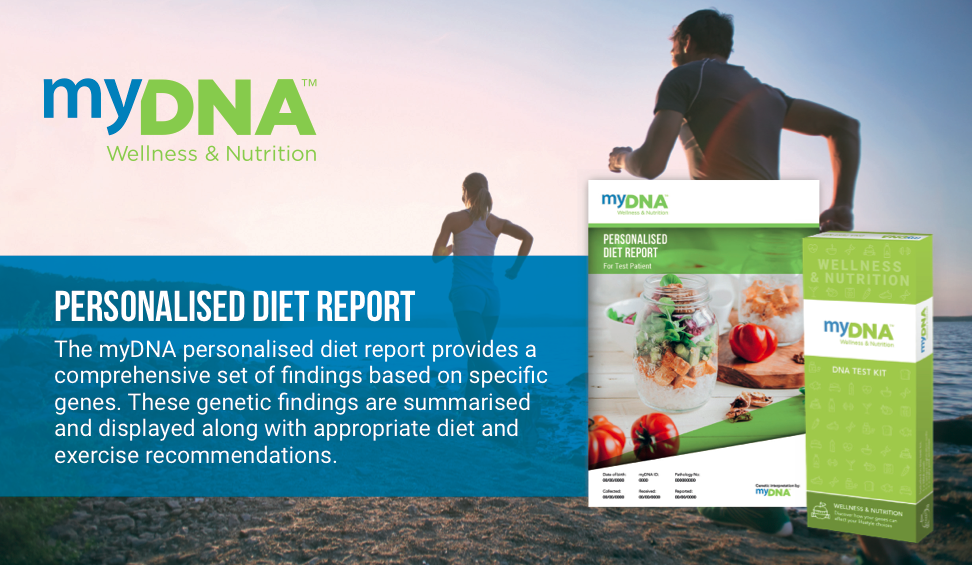myDNA Wellness & Nutrition Brochure
