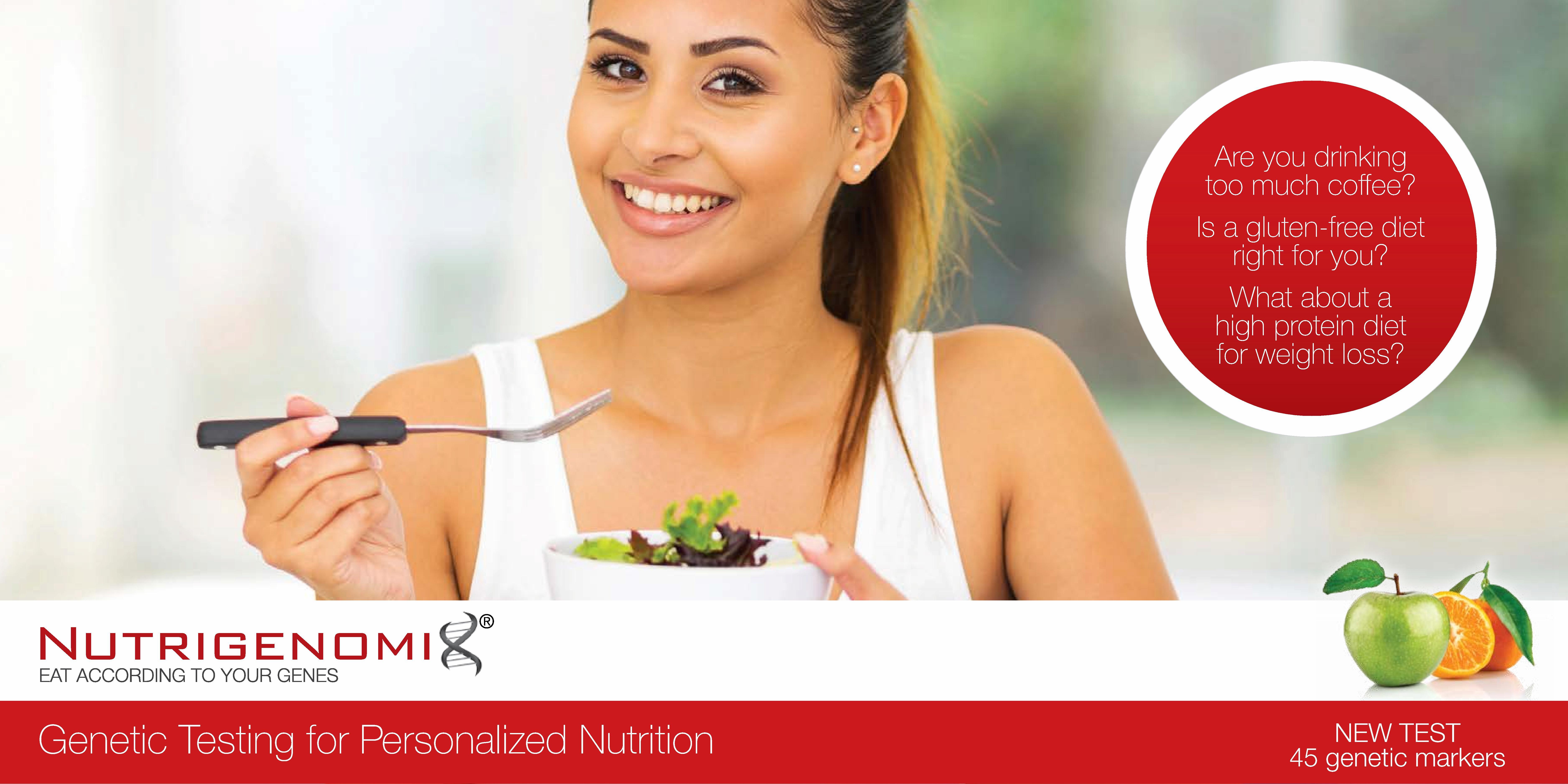 Nutrigenomix Health Brochure