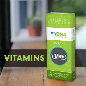 myDNA Vitamins Report